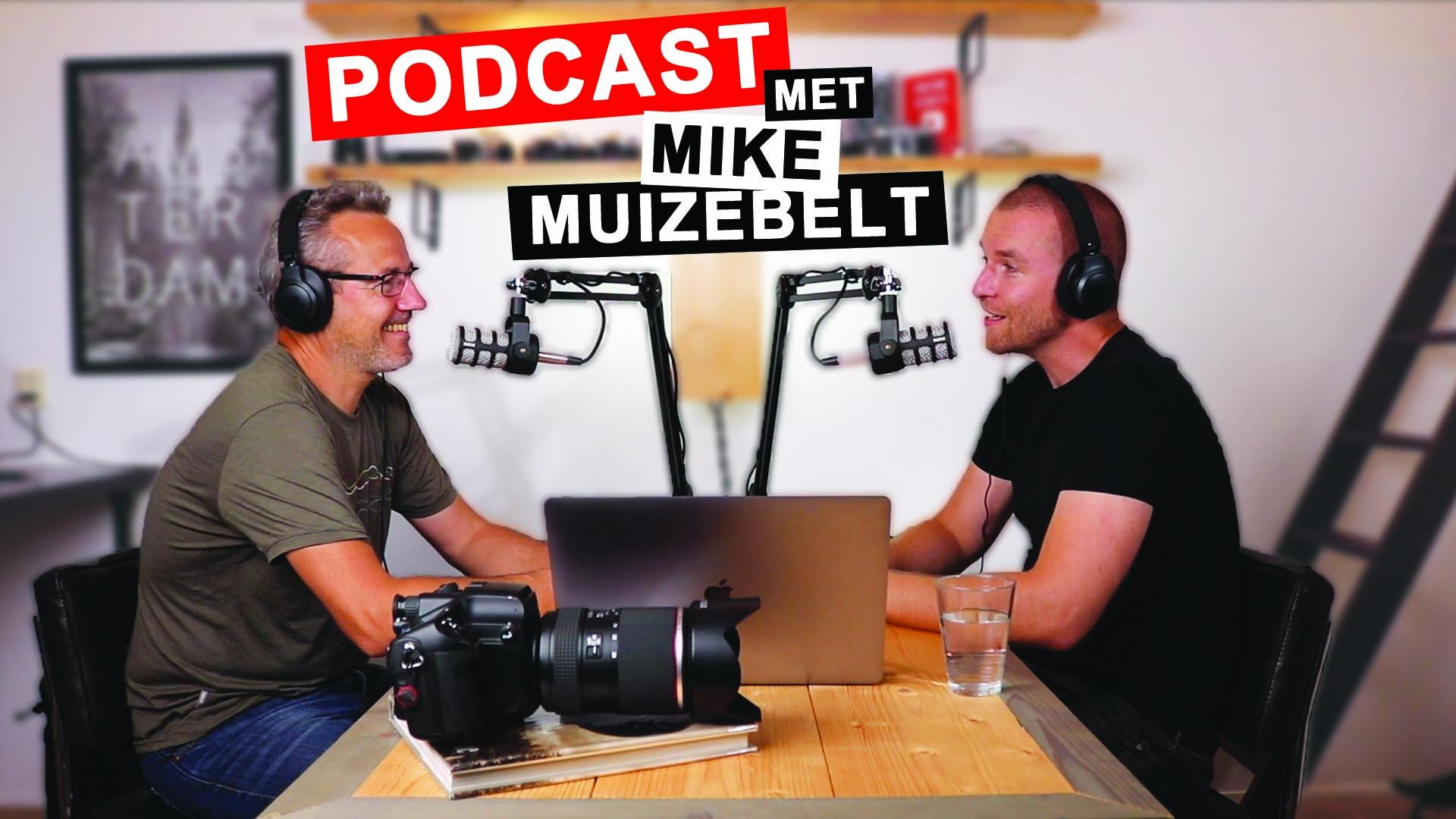 Mike Muizebelt – Wildlife- en landschapsfotograaf