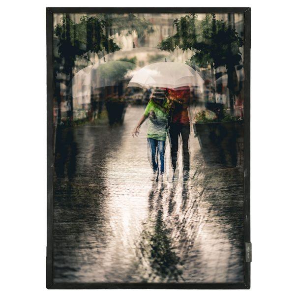 Fine Art Fotografie Under the Umbrella Niels Kemp