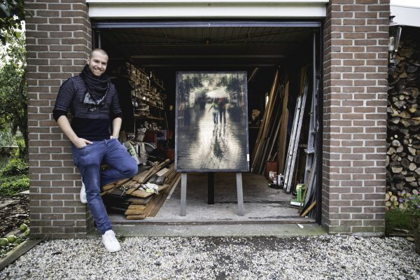 Fine Art Fotografie Under the Umbrella Garage